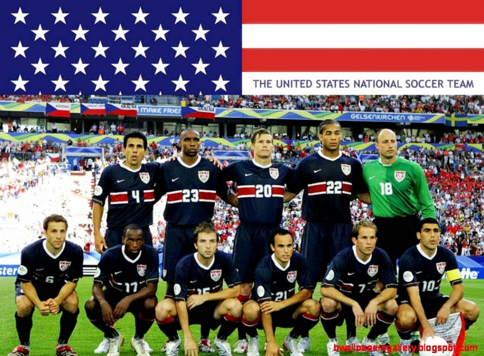 Usa Soccer Team National Football 133331 HD Desktop Backgrounds 972x714