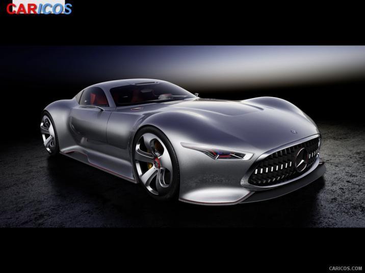 Mercedes Benz AMG Vision Gran Turismo Concept 2013 716x537