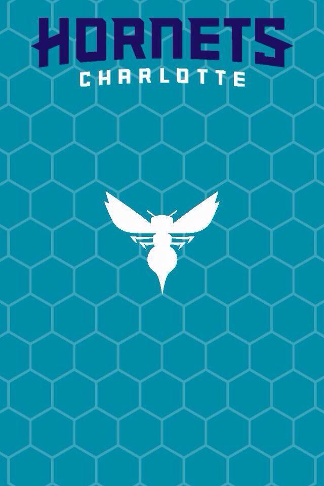 Charlotte Hornets background courtesy of BringBackTheBuzz hornets 640x960