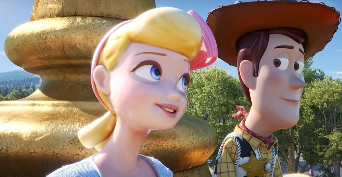 Toy Story Wallpapers HD Images 4K with 3D Pictures 1093x567
