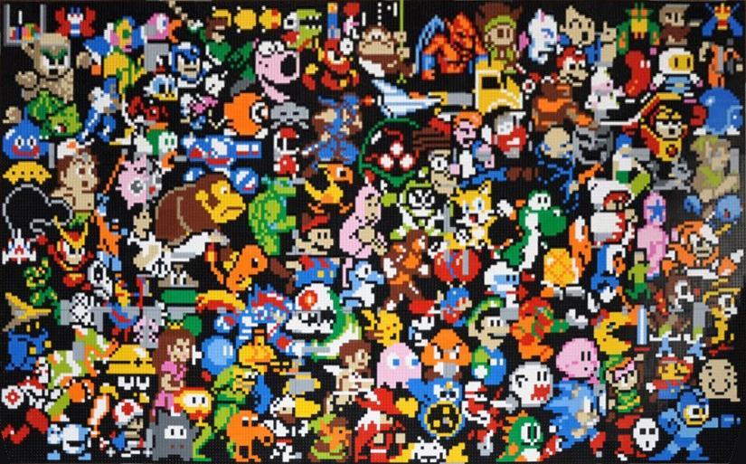 nintendo characters wallpaper - photo #11