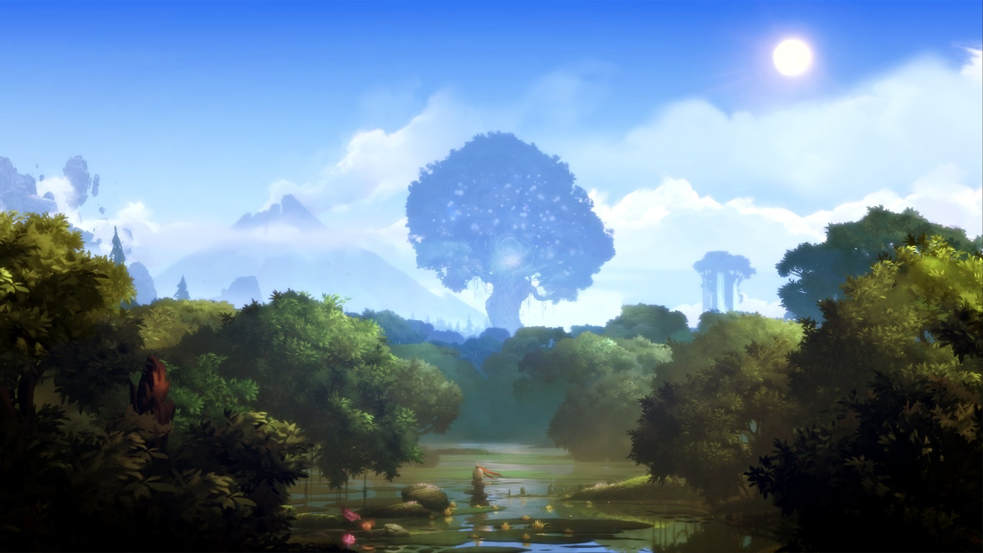 24 Ori and the Blind Forest HD Wallpapers | Backgrounds ...