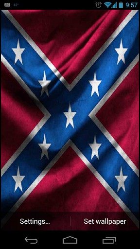 Confederate Flag Wallpaper Iphone 5 Ads by Google 288x512