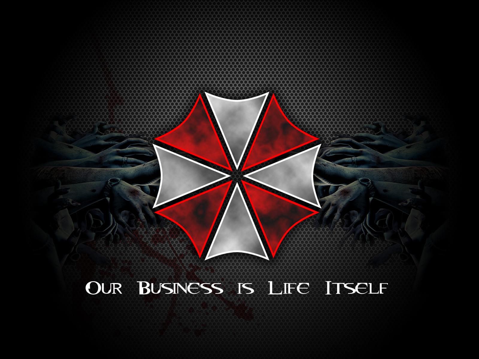46 Resident Evil Umbrella Corp Wallpaper On Wallpapersafari
