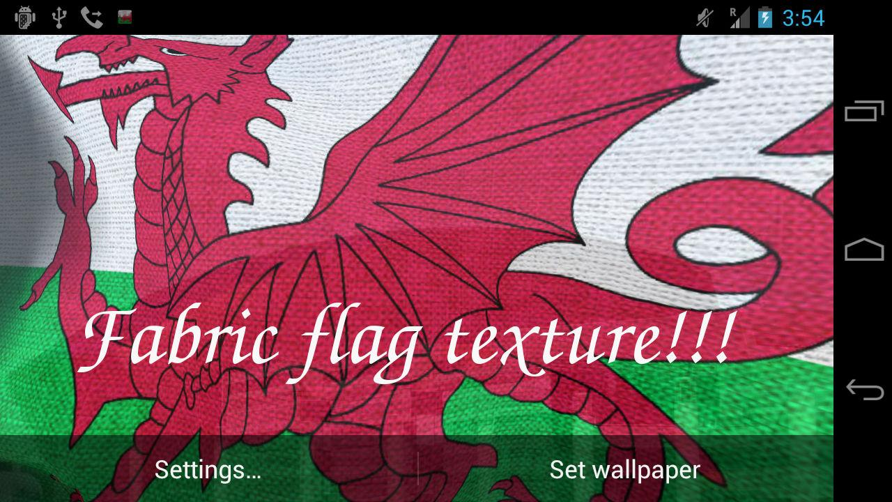 3D Welsh Flag Live Wallpaper   Android Apps on Google Play 1280x720