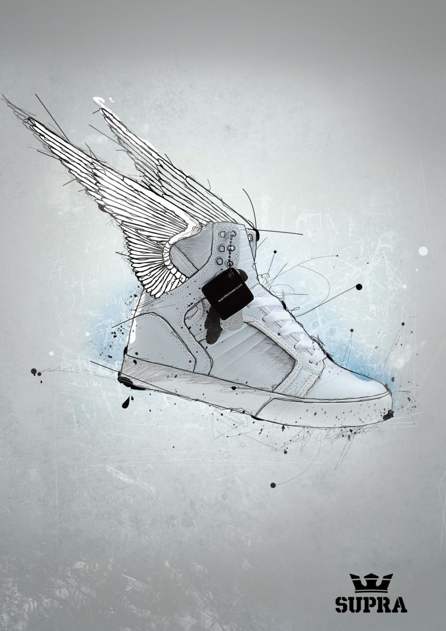 supra footwear by fidawork digital art other other fidawork fida supra 900x1273