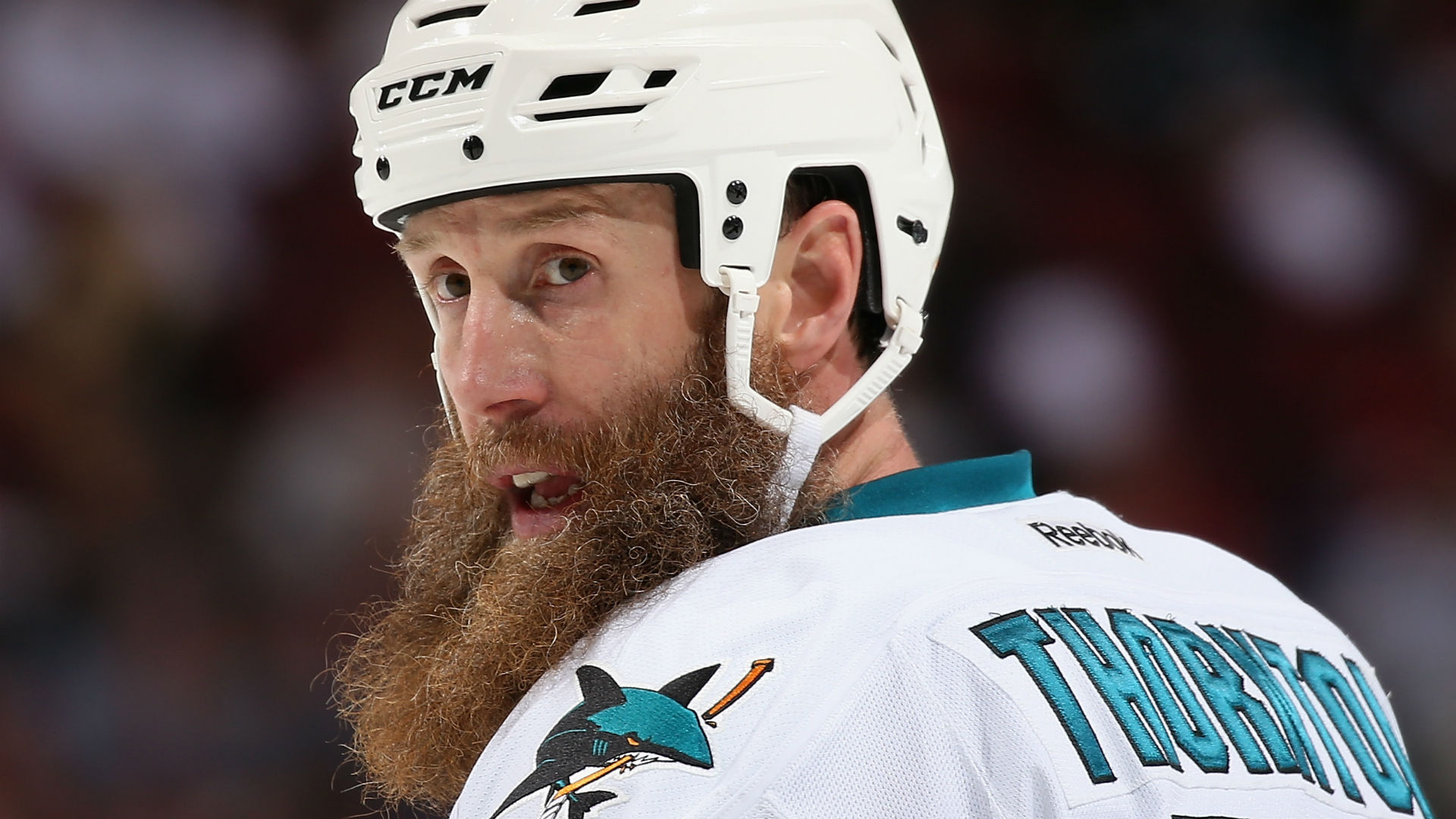 Sharks Thornton suspended for check on Nosek Sporting News 1920x1080