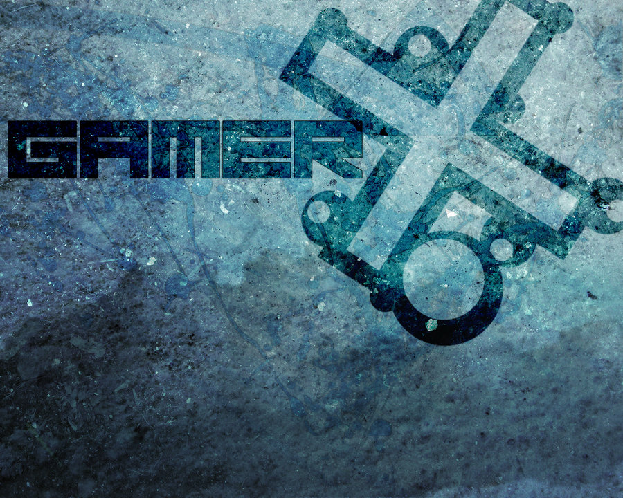 GAMER Wallpaper by BaltazarGFX 900x720