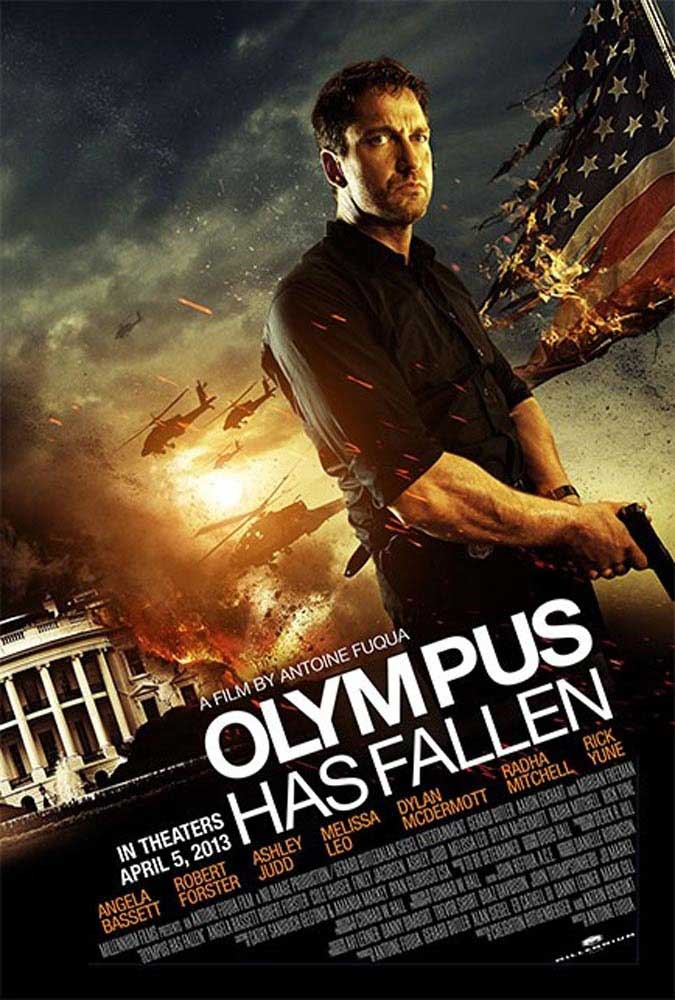 olympus has fallen movie wallpapers olympus has fallen movie wallpaper 675x1000