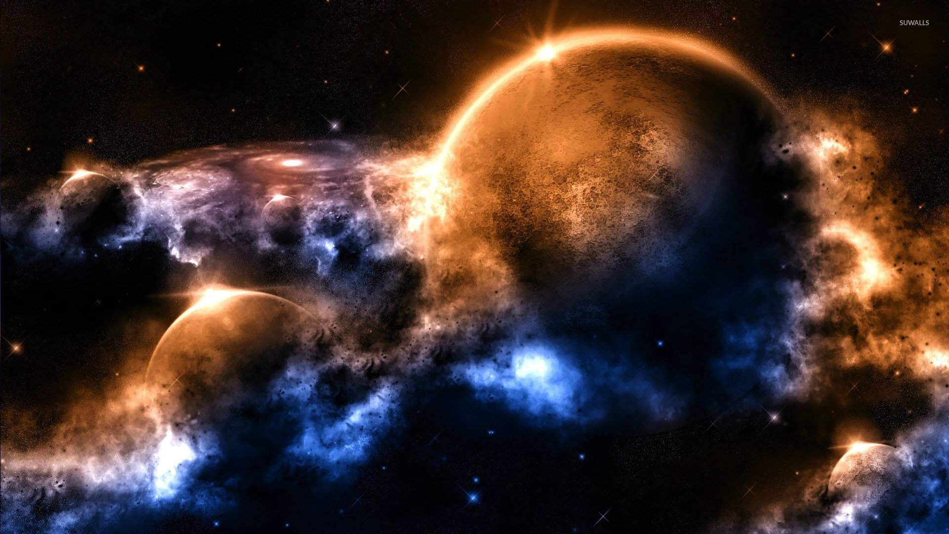 Outer Space Background Photoshop Outer space wallpaper 1680x1050