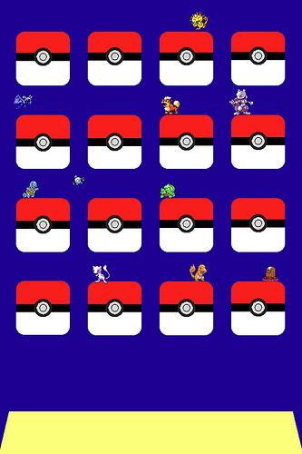 pokemon home screen wallpaper a simple pokemon home screen 333x500