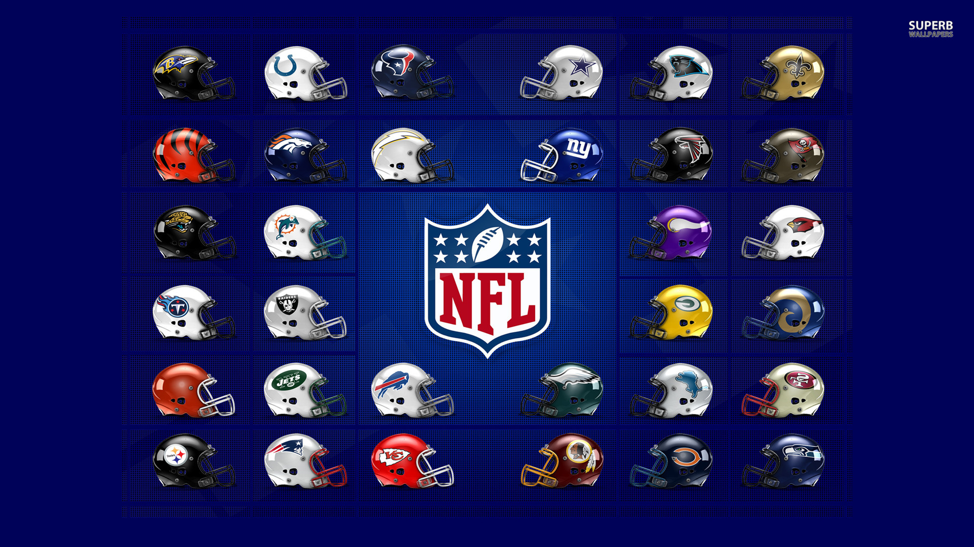 Free Download Nfl Football Hd Wallpapers For: Cool Nfl Football Wallpapers