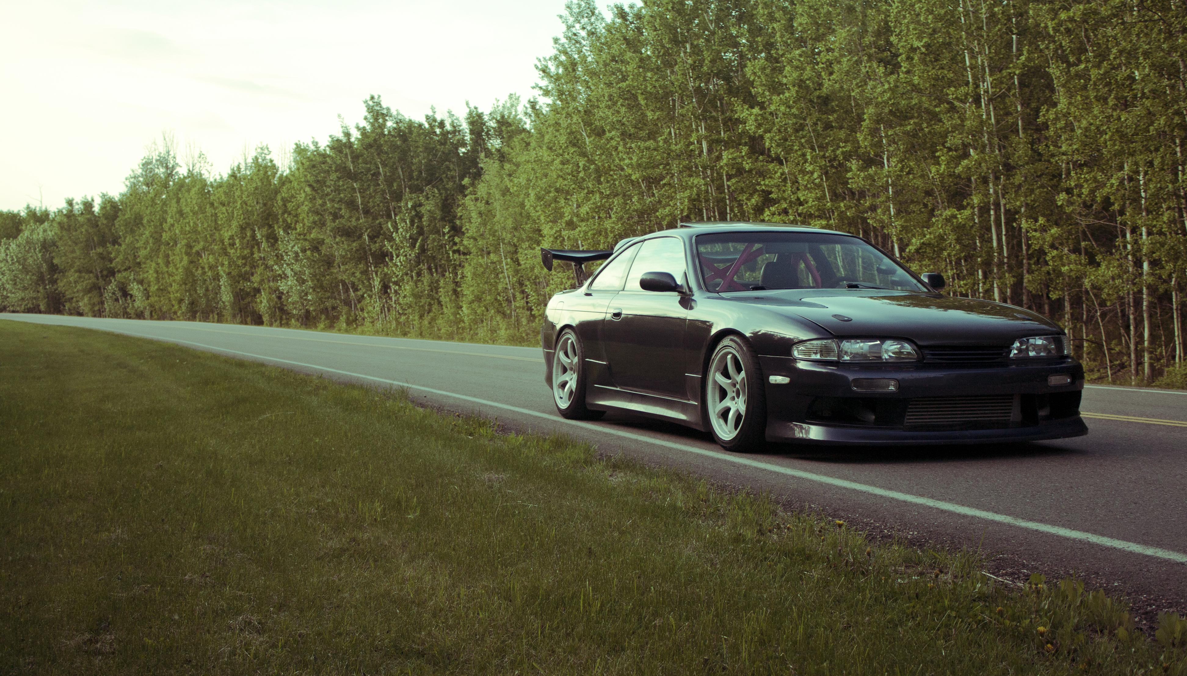 S14 wallpaper wallpapersafari - Nissan silvia s13 wallpaper ...