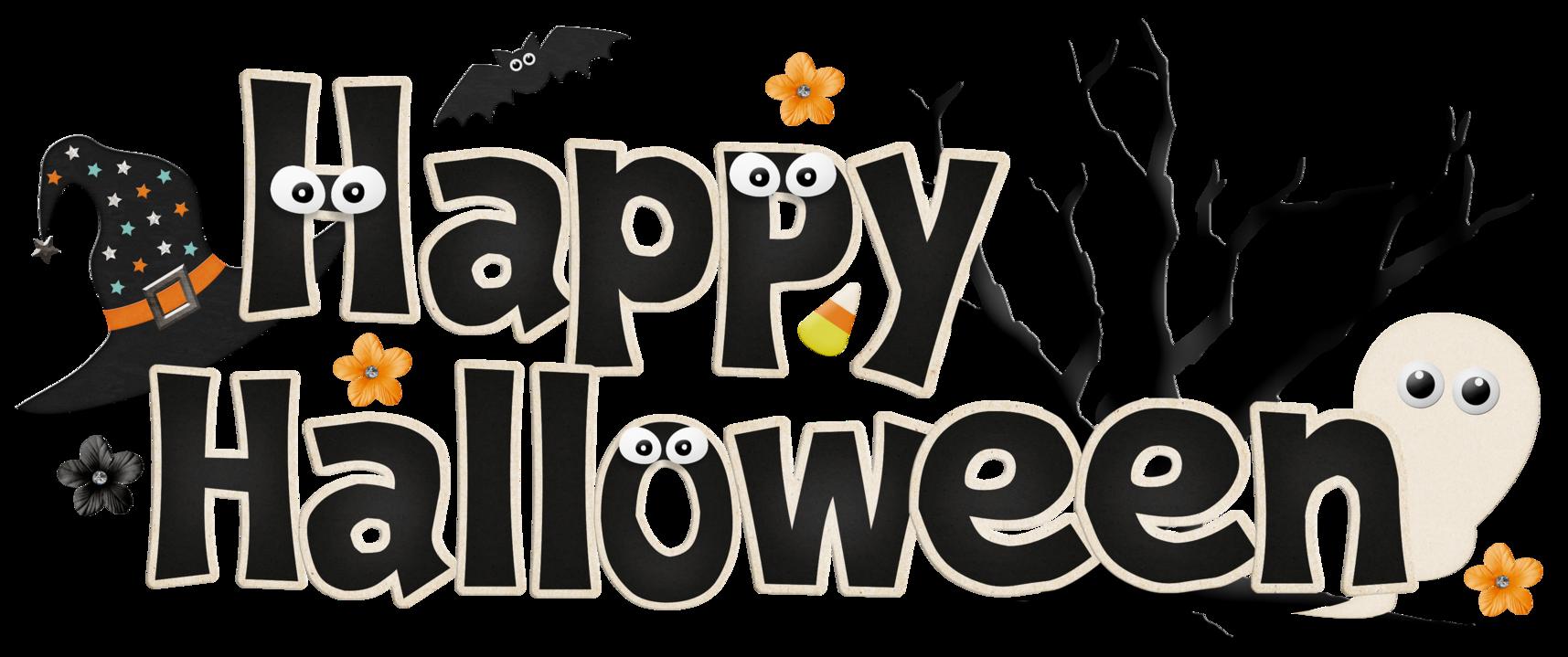 Happy Halloween Logo Festival Collections 1715x719