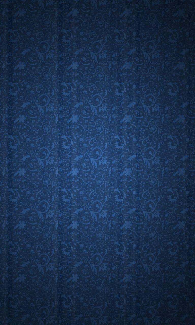Dark Blue Wallpaper CrackBerrycom 768x1280