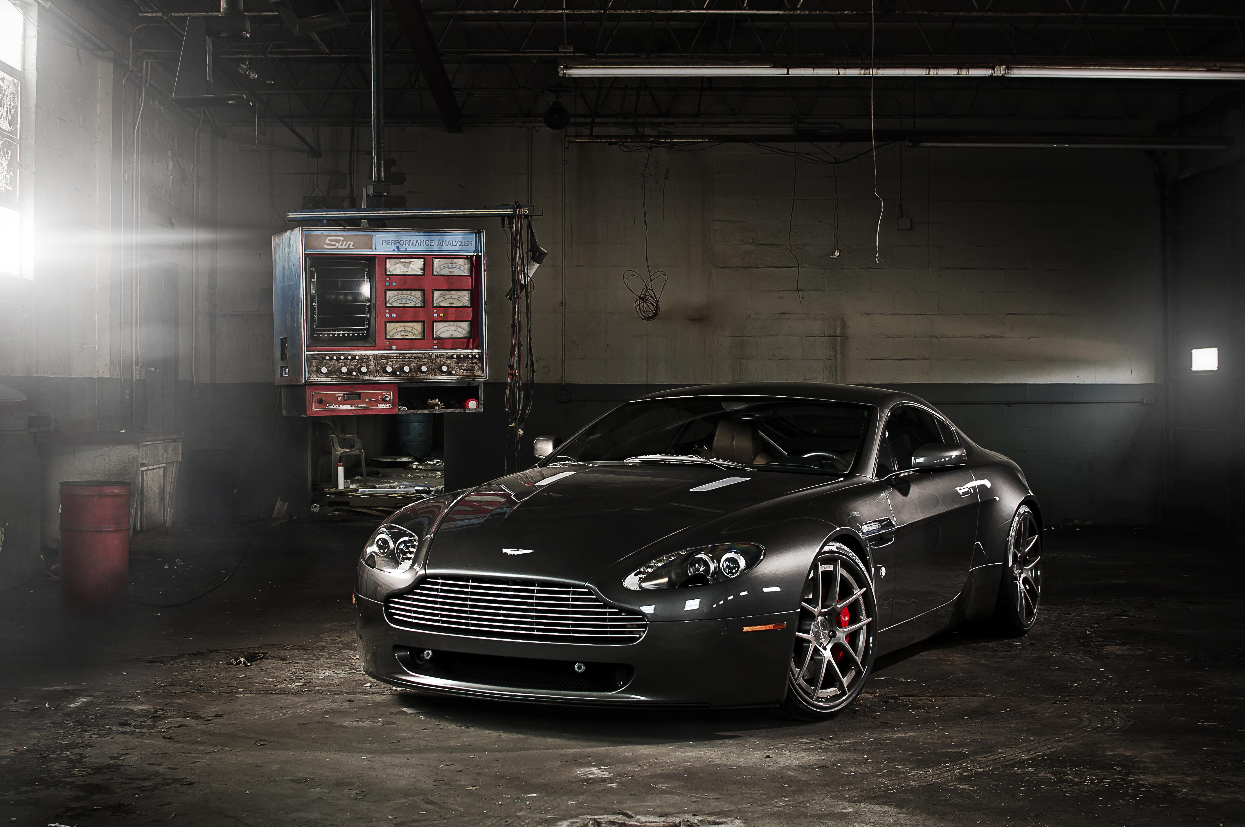 Aston Martin V8 Vantage 4k Ultra HD Wallpaper Background Image 4288x2848