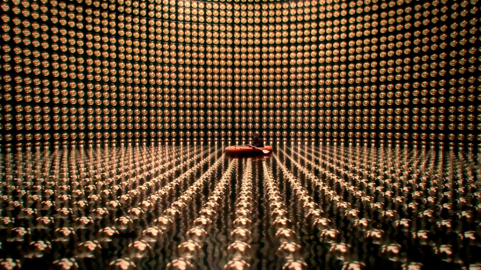 Super Kamiokande Neutrino Detector [2560x1600] wallpaper 1920x1080