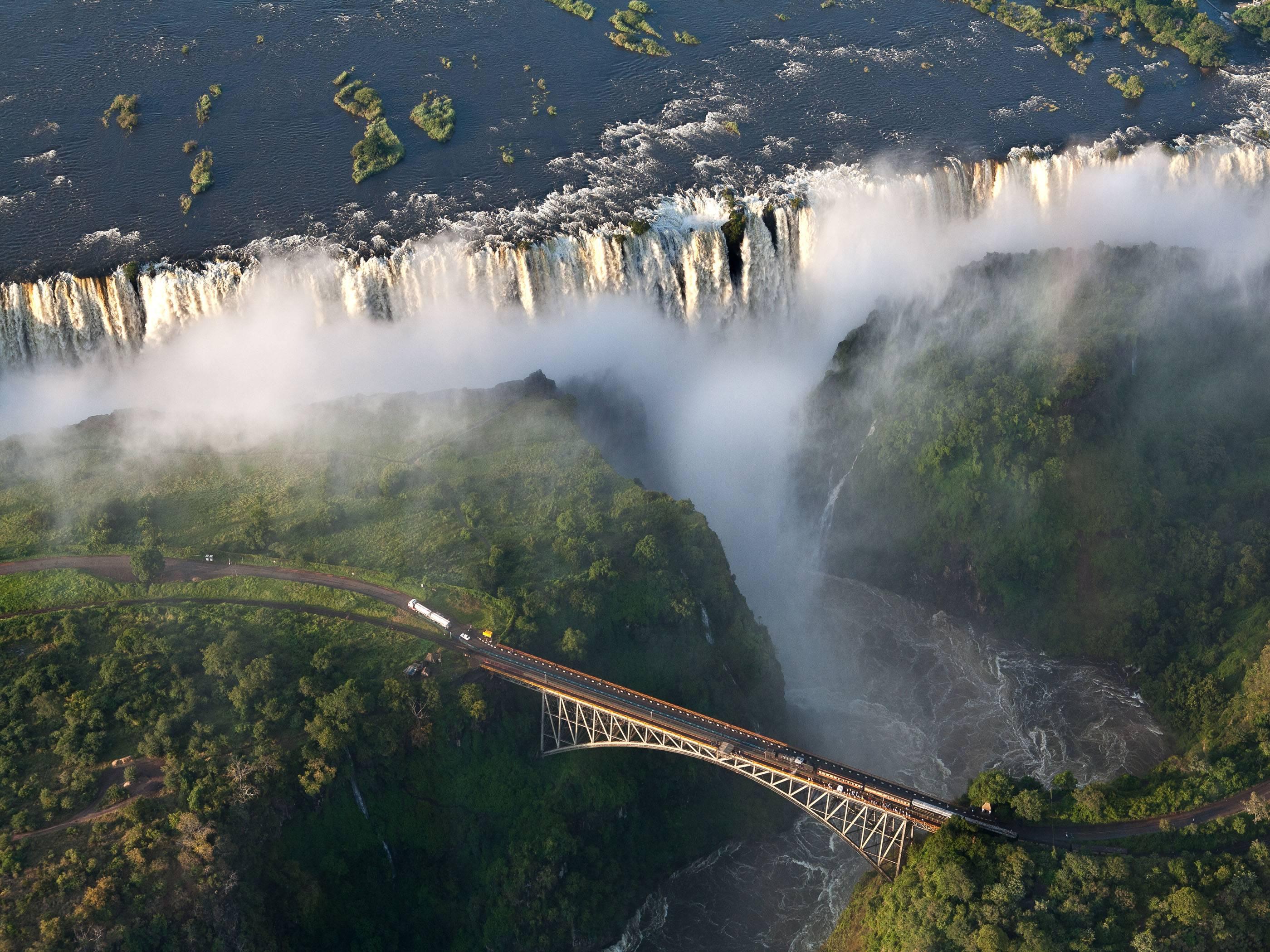 Victoria Falls Wallpapers 2800x2100