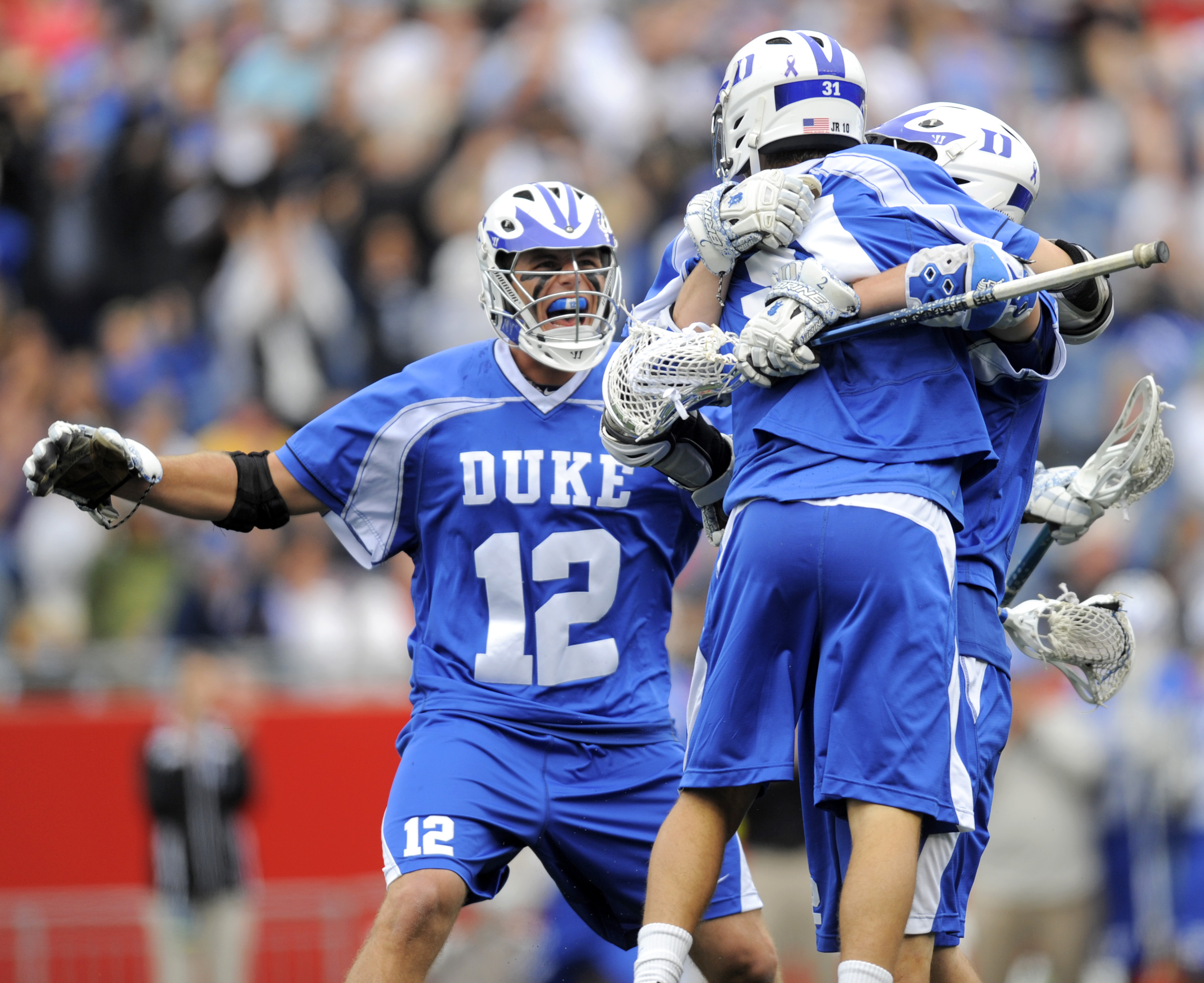 the No 3 overall seed in this years NCAA mens lacrosse tournament 3052x2493