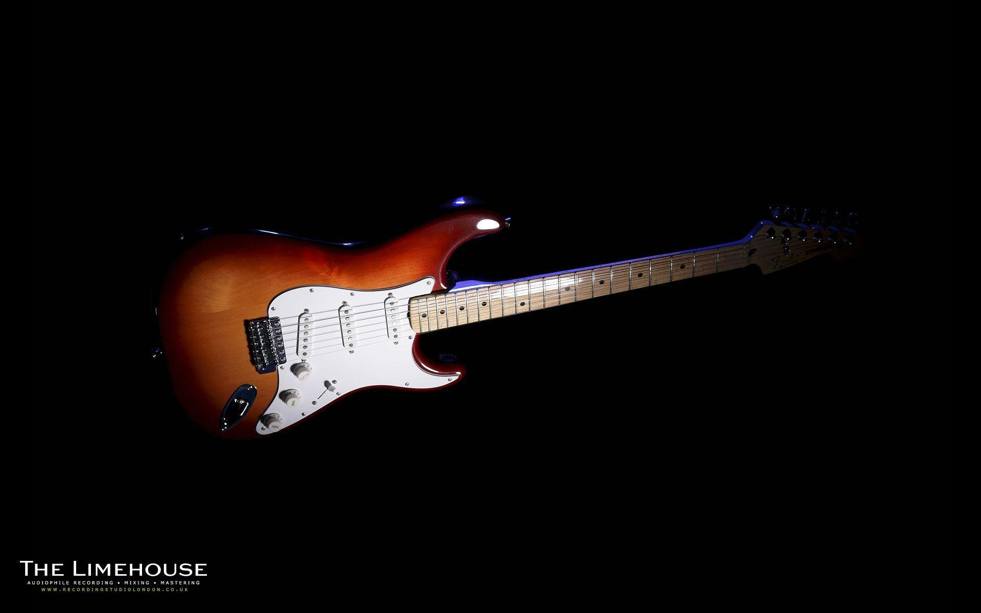 Fender Stratocaster Wallpapers 1920x1200