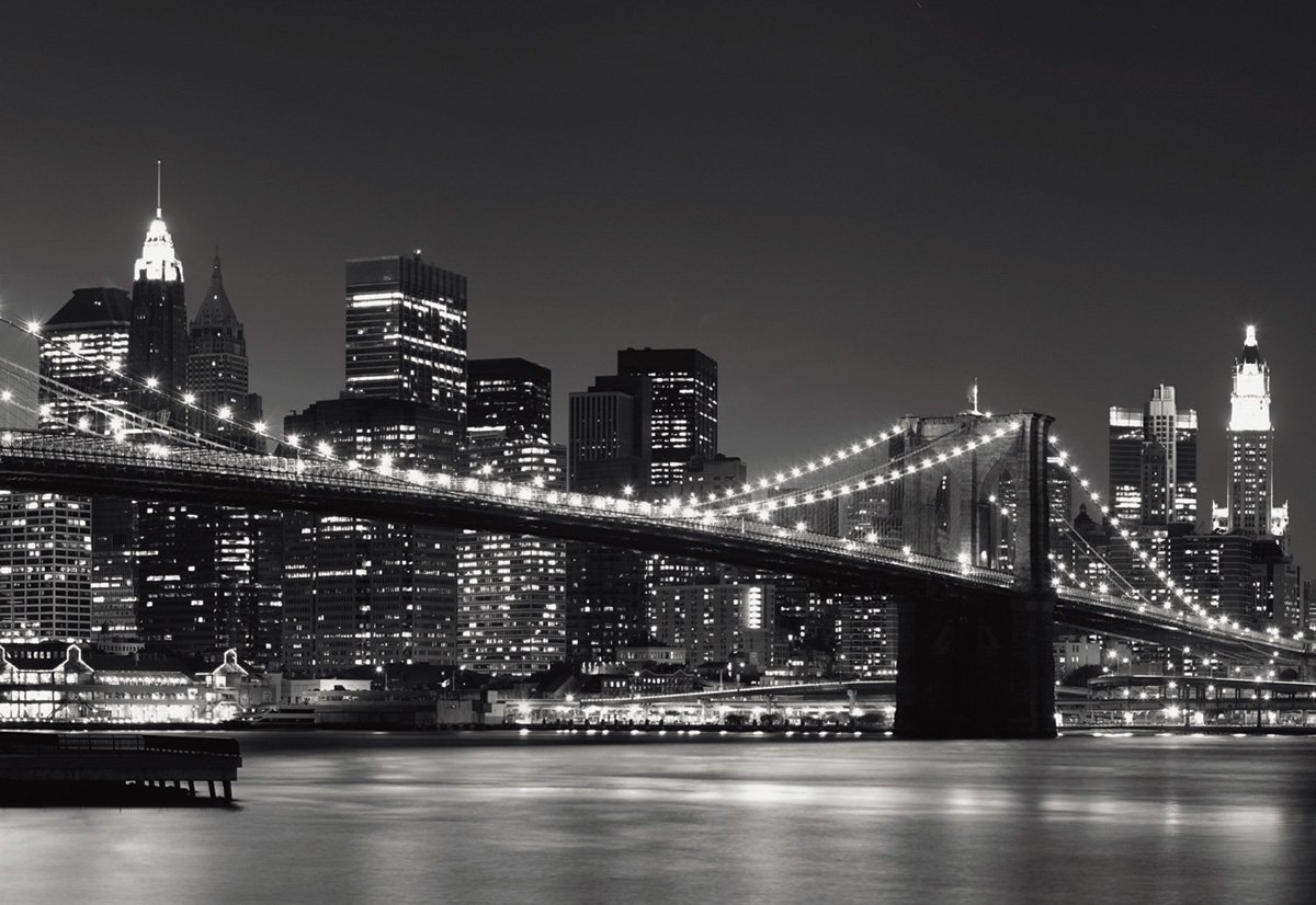 Home Wallpaper New York Skyline Wallpaper For Your Walls 1200x826