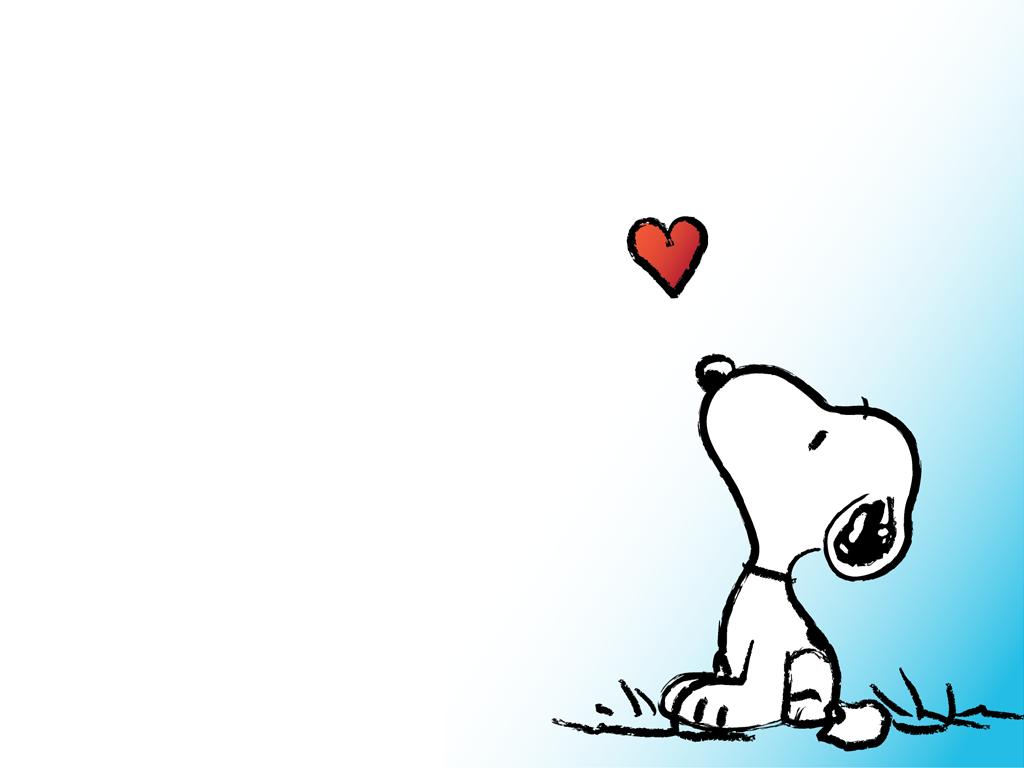 Snoopy Desktop Wallpapers 1024x768