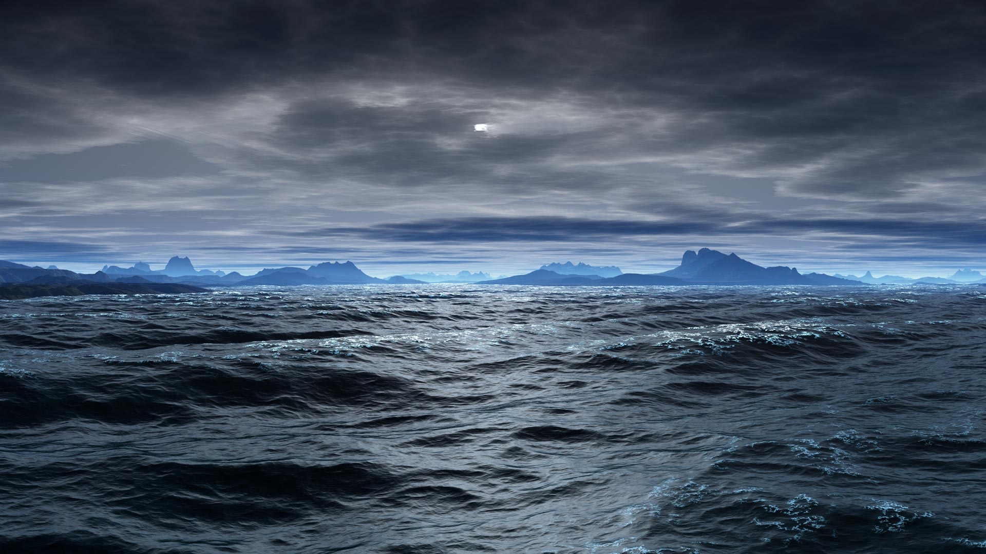 Live Ocean Desktop Wallpaper