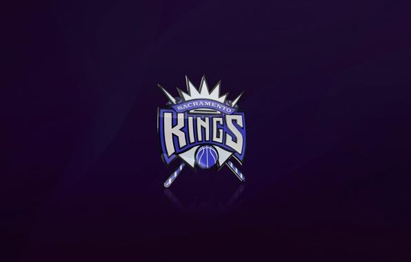 Wallpaper sacramento kings basketball kings background logo 596x380