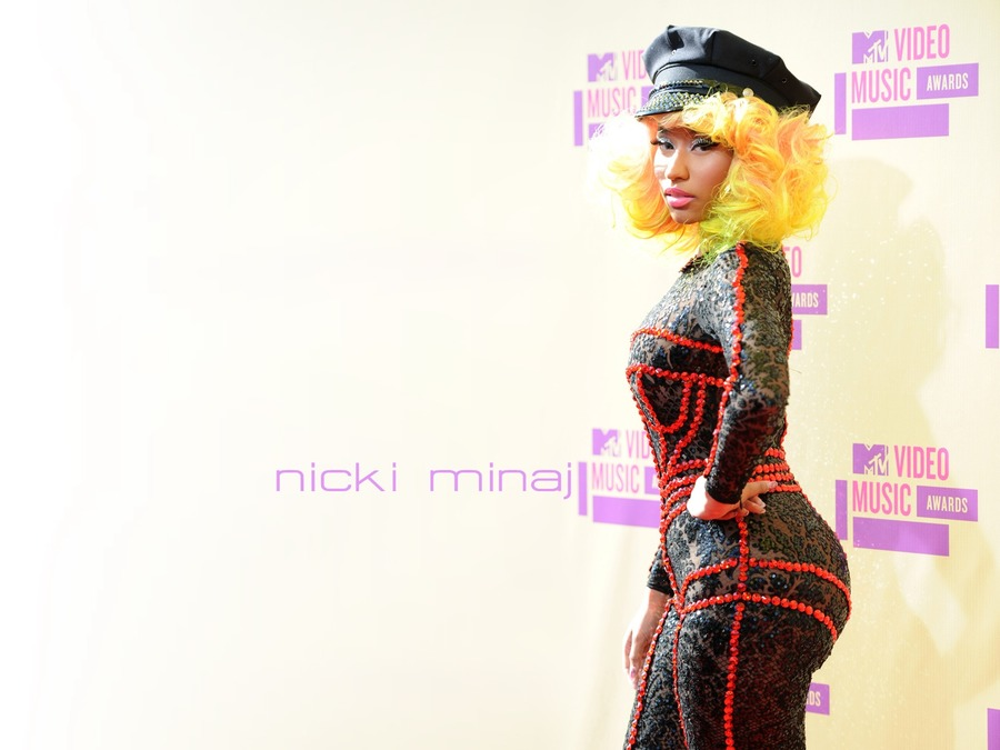 Nicki Minaj Desktop Background 900x675