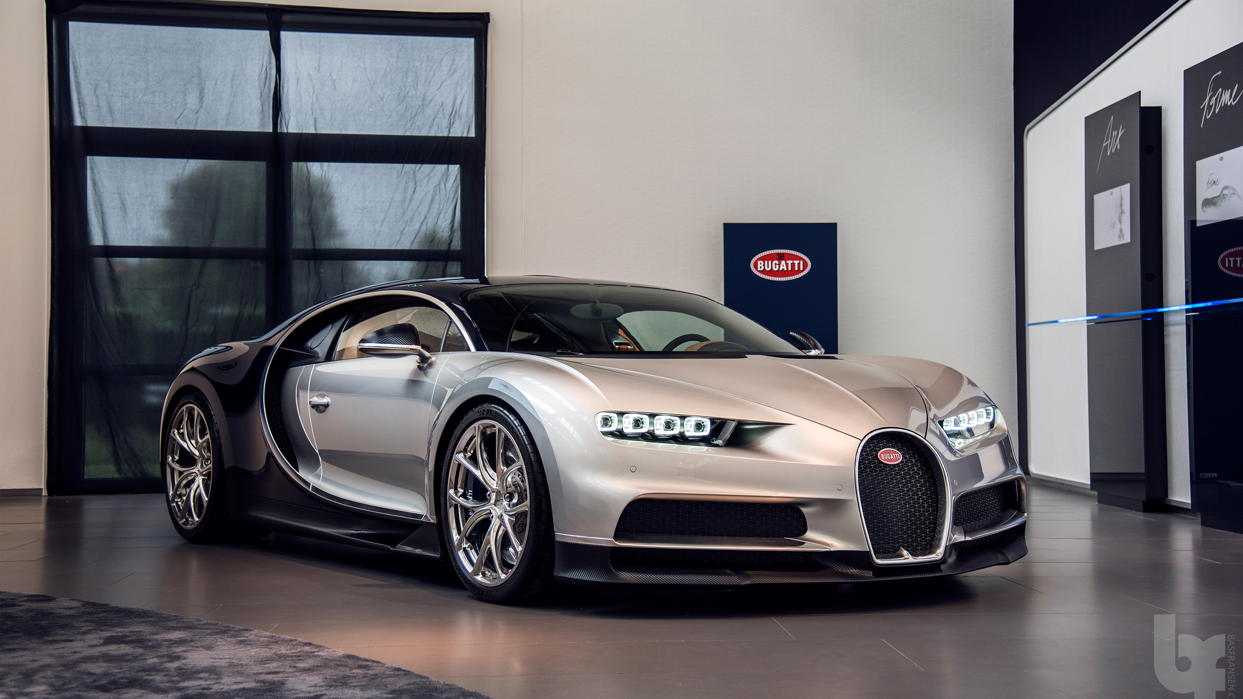 Bugatti Chiron Most Expensive Car Wallpaper HD Car Wallpapers 2560x1440