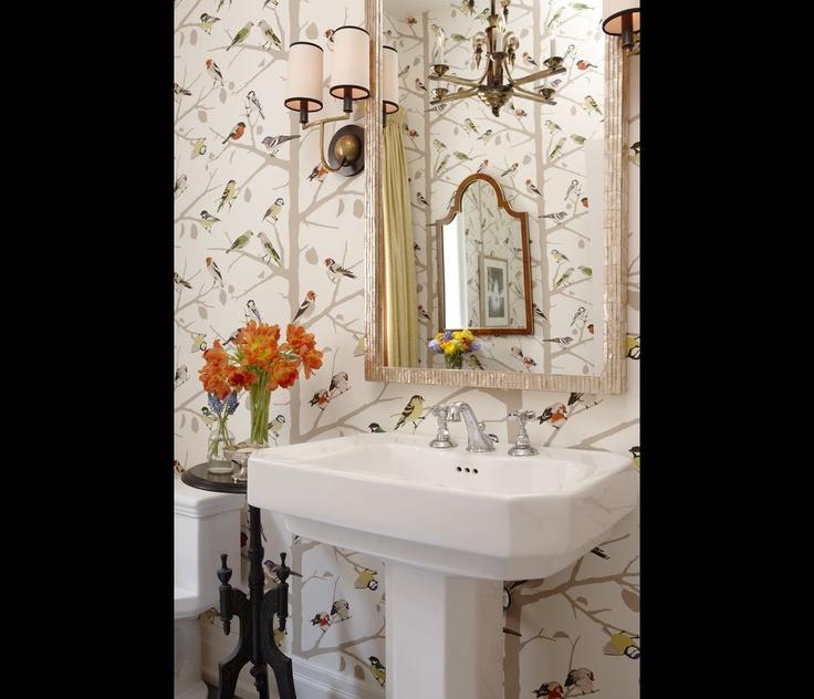 bird wallpaper sarah richardson 736x632