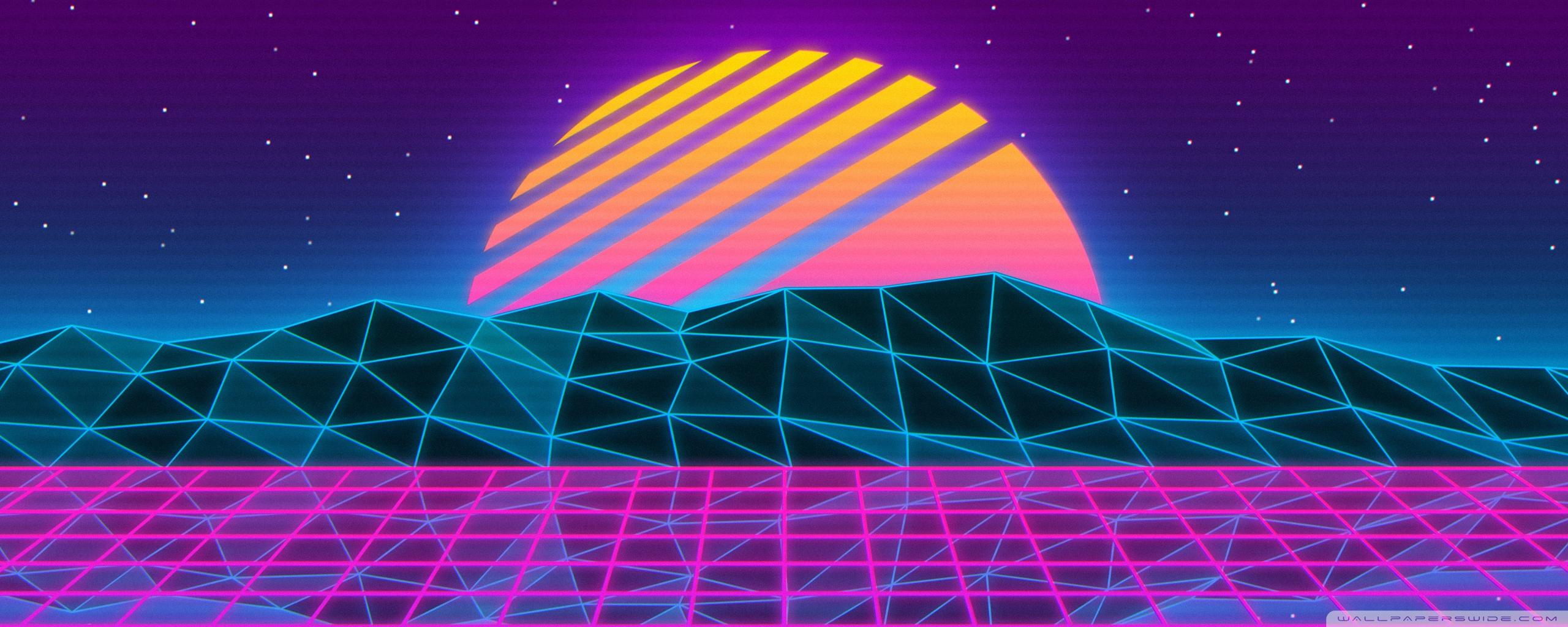 Free download Vaporwave 4K HD Desktop Wallpaper for Wide ...