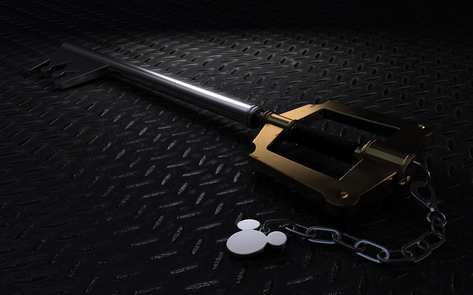 Kingdom Hearts Mousepad KingdomHearts 1920x1200