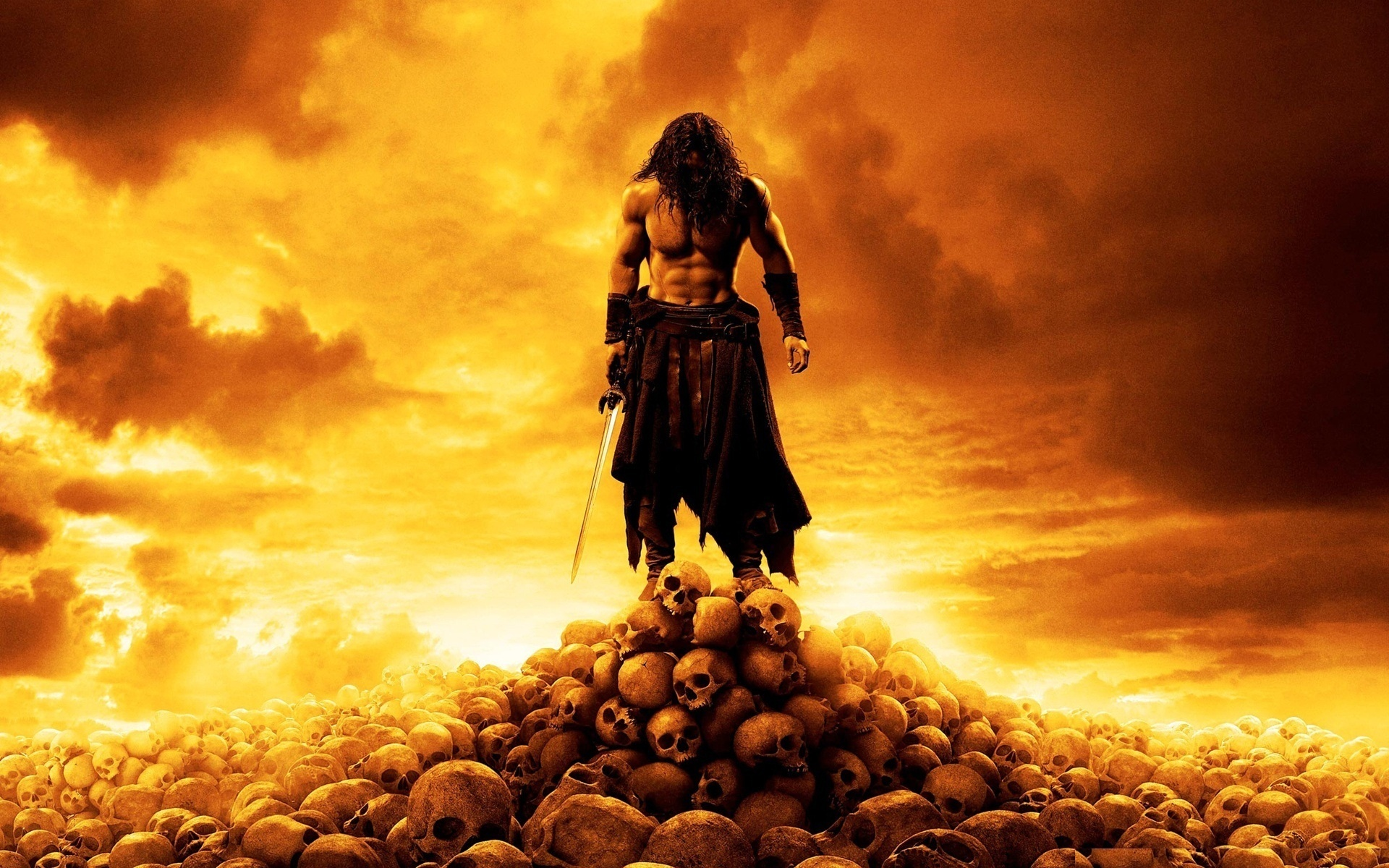 Conan The Barbarian HD Wallpapers 1920x1200