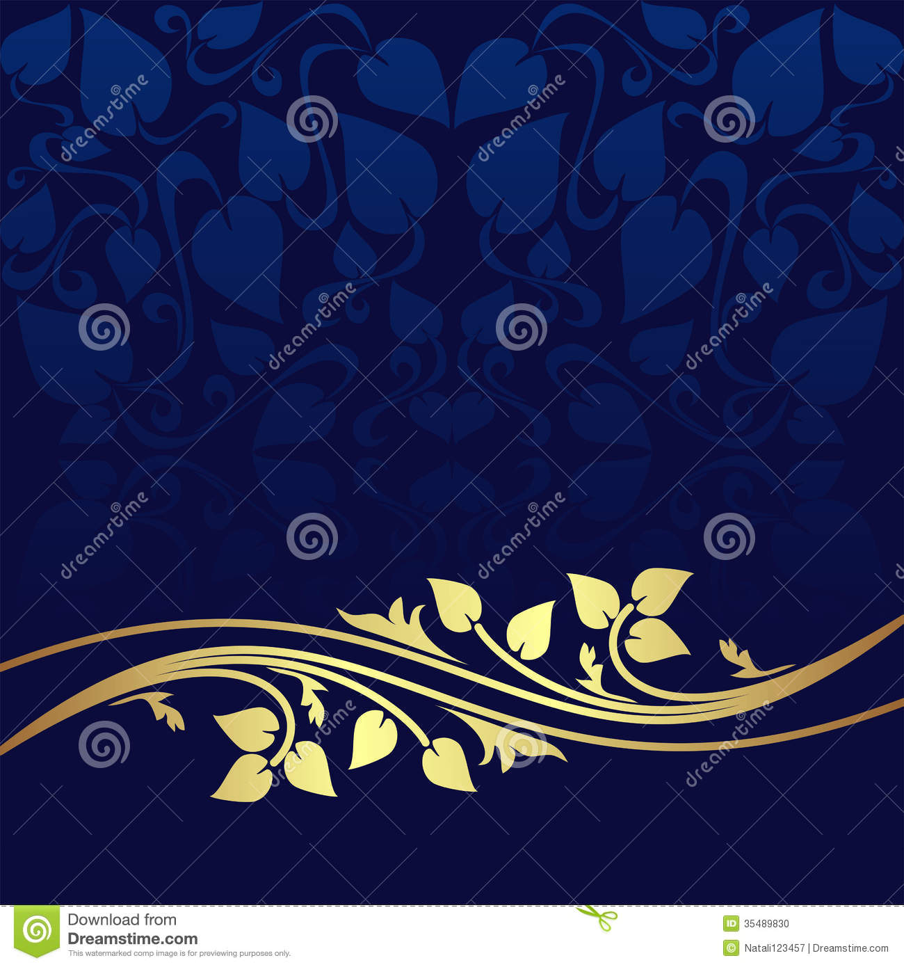 Navy Blue And Gold Wallpaper Gold backgroun 1300x1390