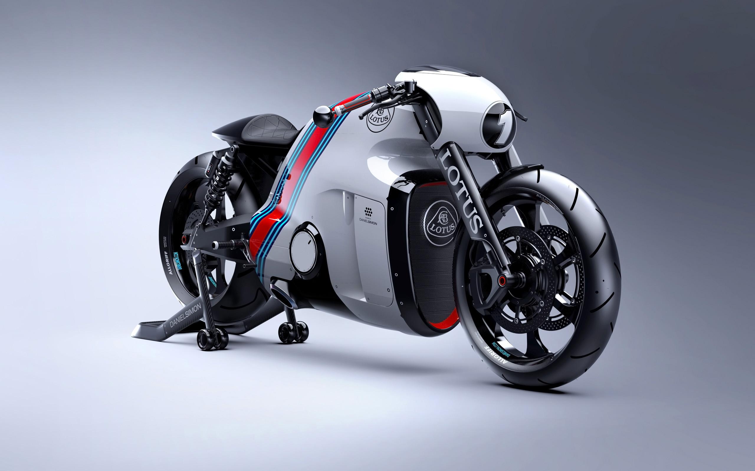 Lotus Motorcycles C 2560x1600