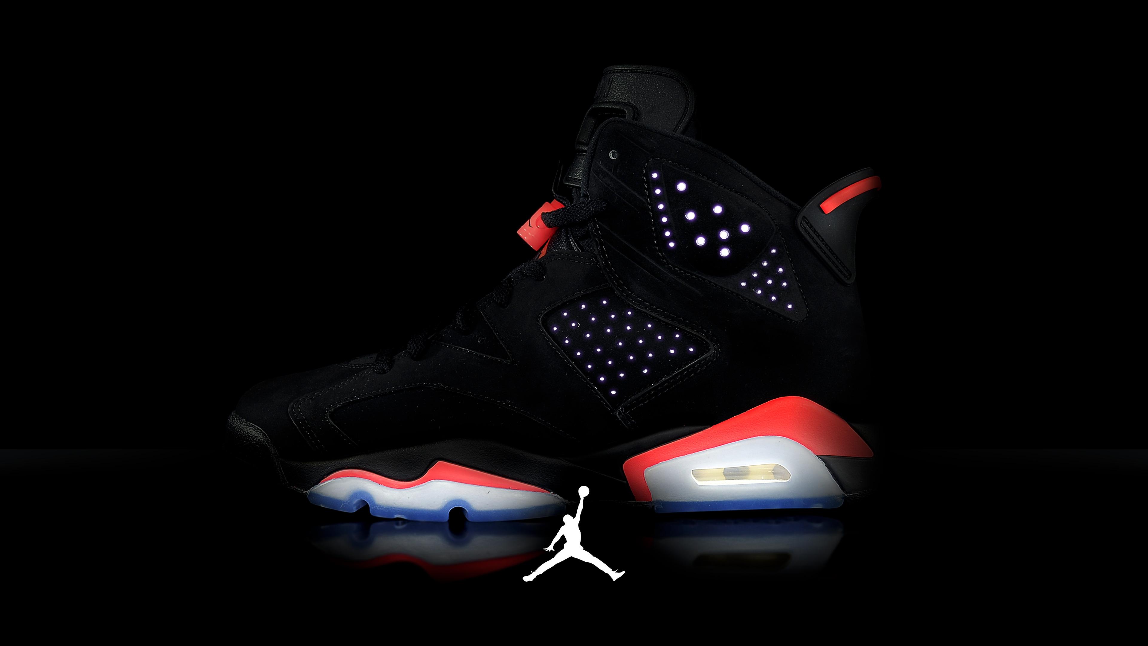 Download Air Jordan Shoes Wallpapers 3840x2160