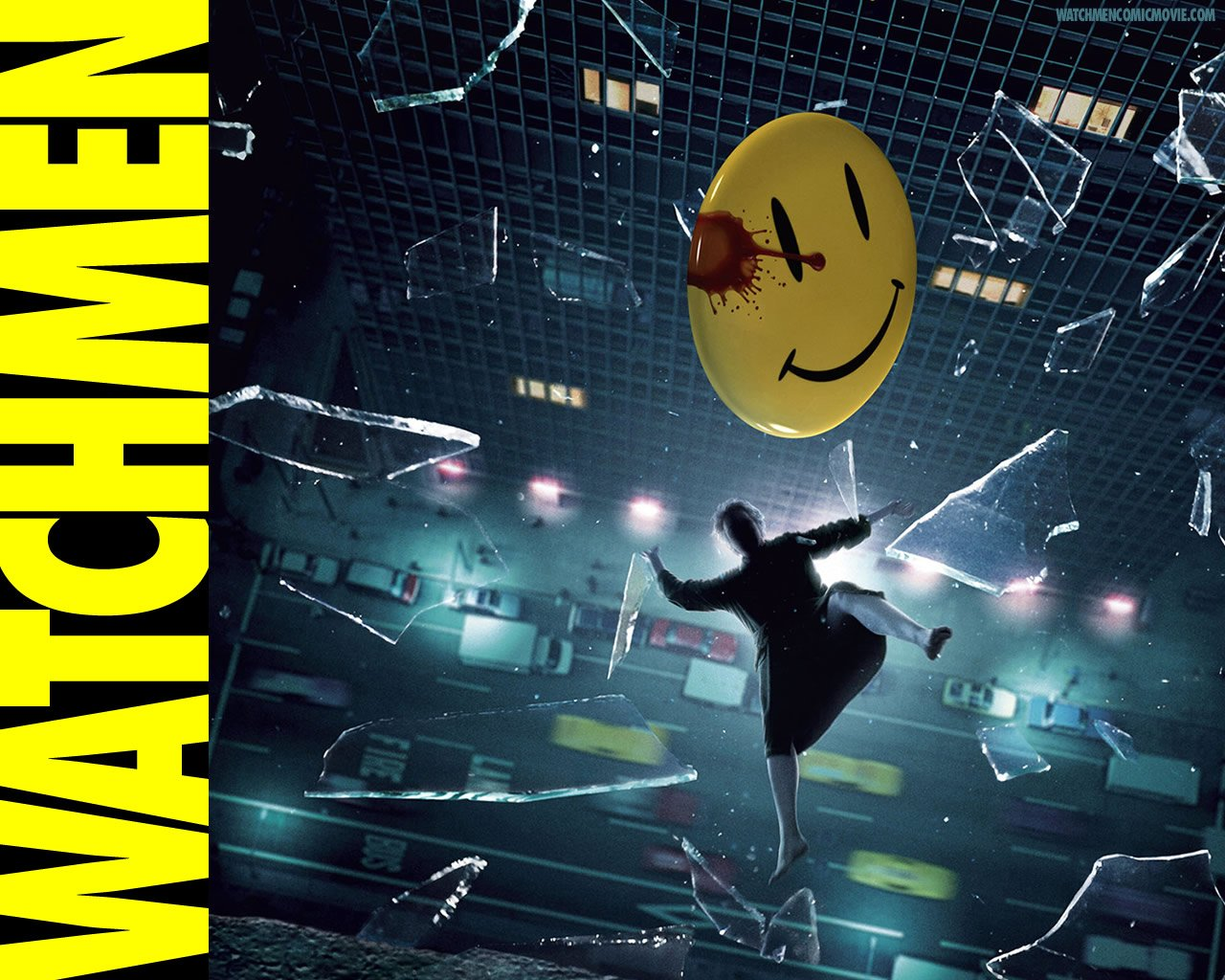 121 Watchmen HD Wallpapers Background Images 1280x1024