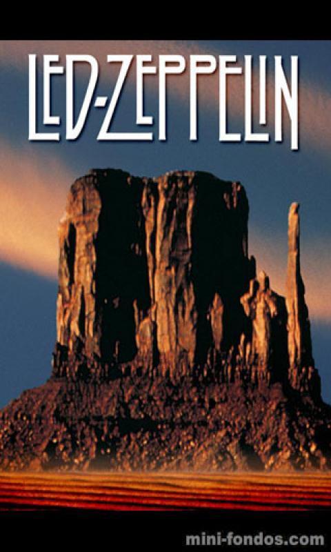Group Of Led Zeppelin Wallpaper Led
