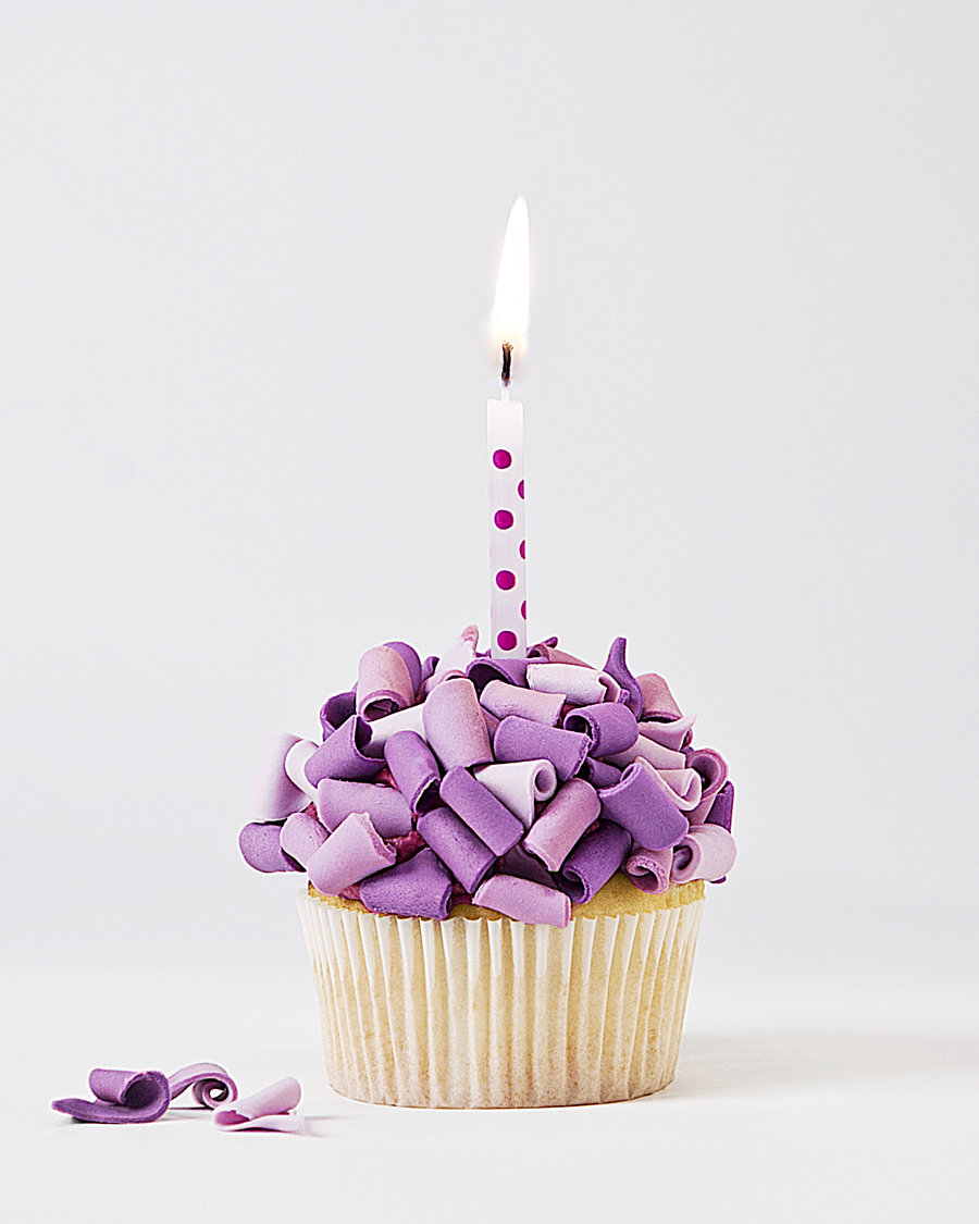 Birthday Cupcake Wallpaper - WallpaperSafari