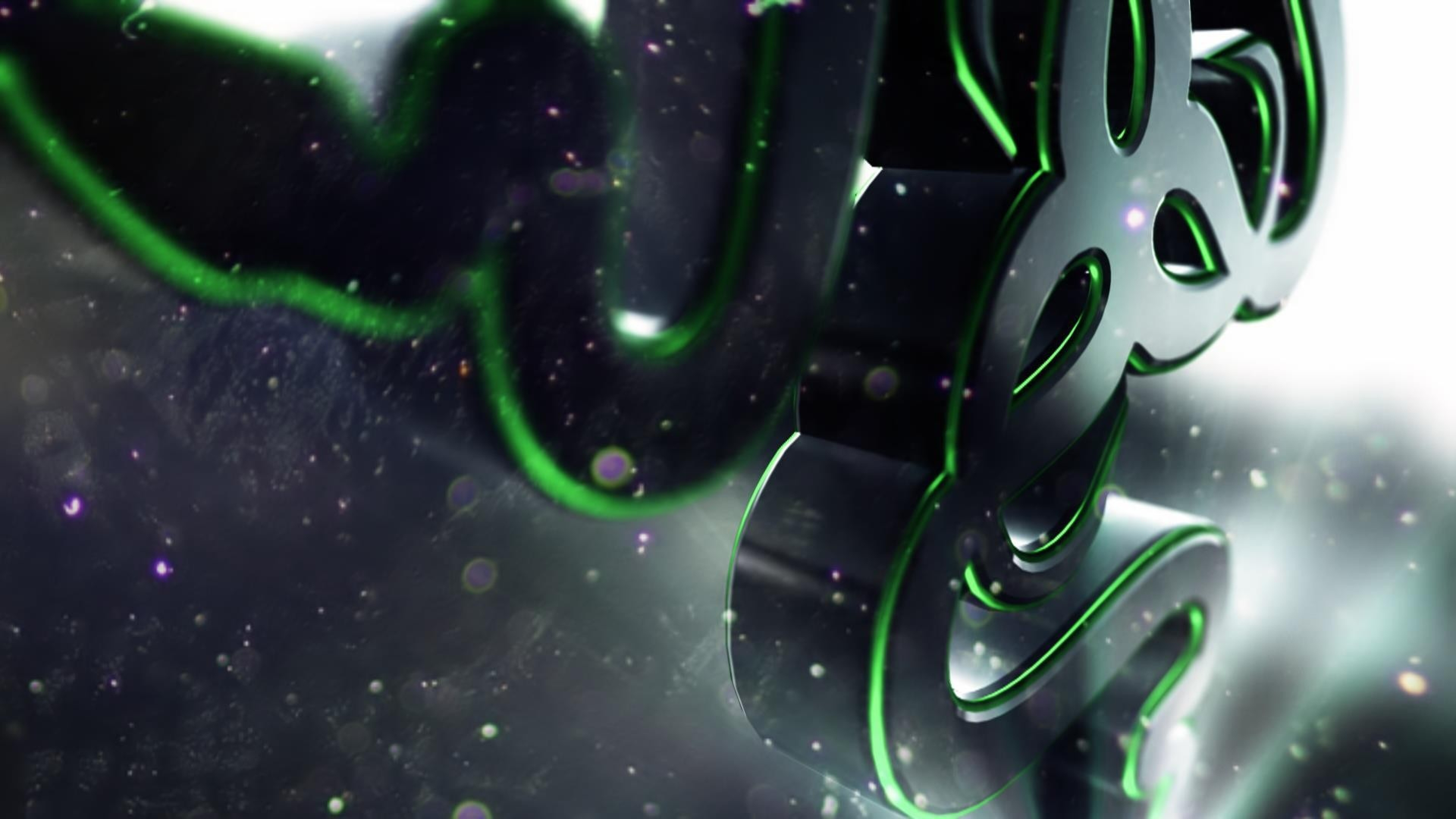 Download Wallpaper 3840x2160 Razer Logo Symbol Shape 4K Ultra HD HD 3840x2160