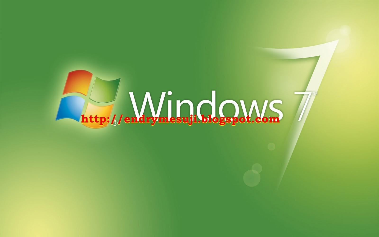 Download tema windows 7 terbaru ENDRY MESUJI 1600x1000