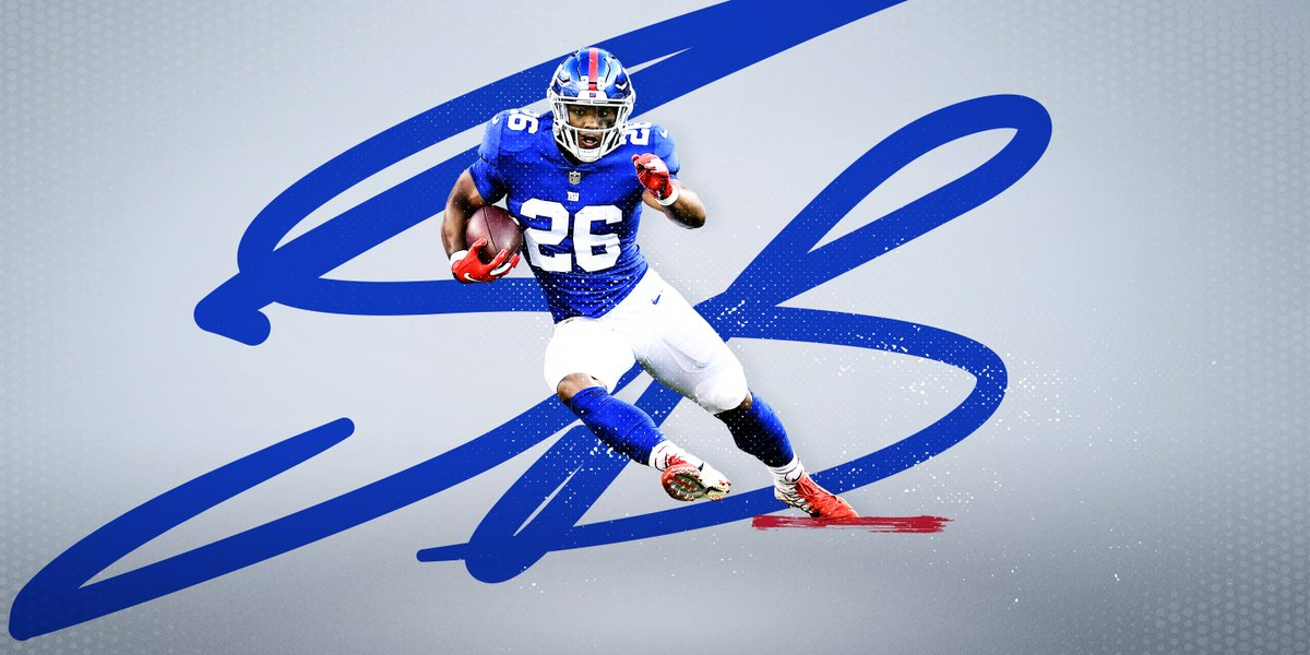 Brent Powers on Twitter Saquon Barkley wallpaper 2880x1880 DL 1200x600
