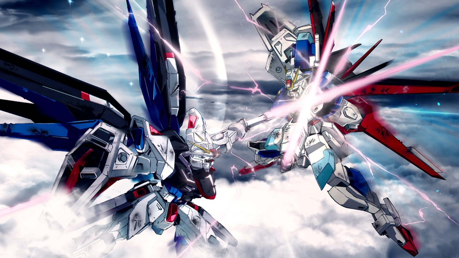 Suit Gundam Seed Destiny Wallpaper 1920x1080 Full HD Wallpapers 1920x1080