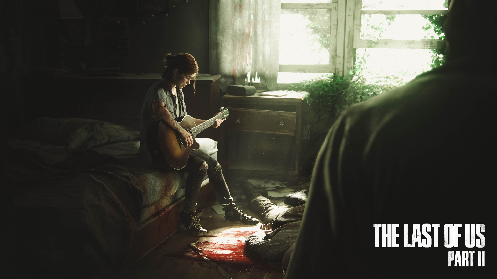 66 The Last of Us Part II HD Wallpapers Background Images 1920x1080