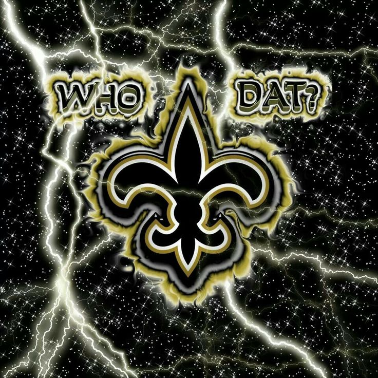 Saints wallpaper NFLSaintsSports Pinterest 736x736