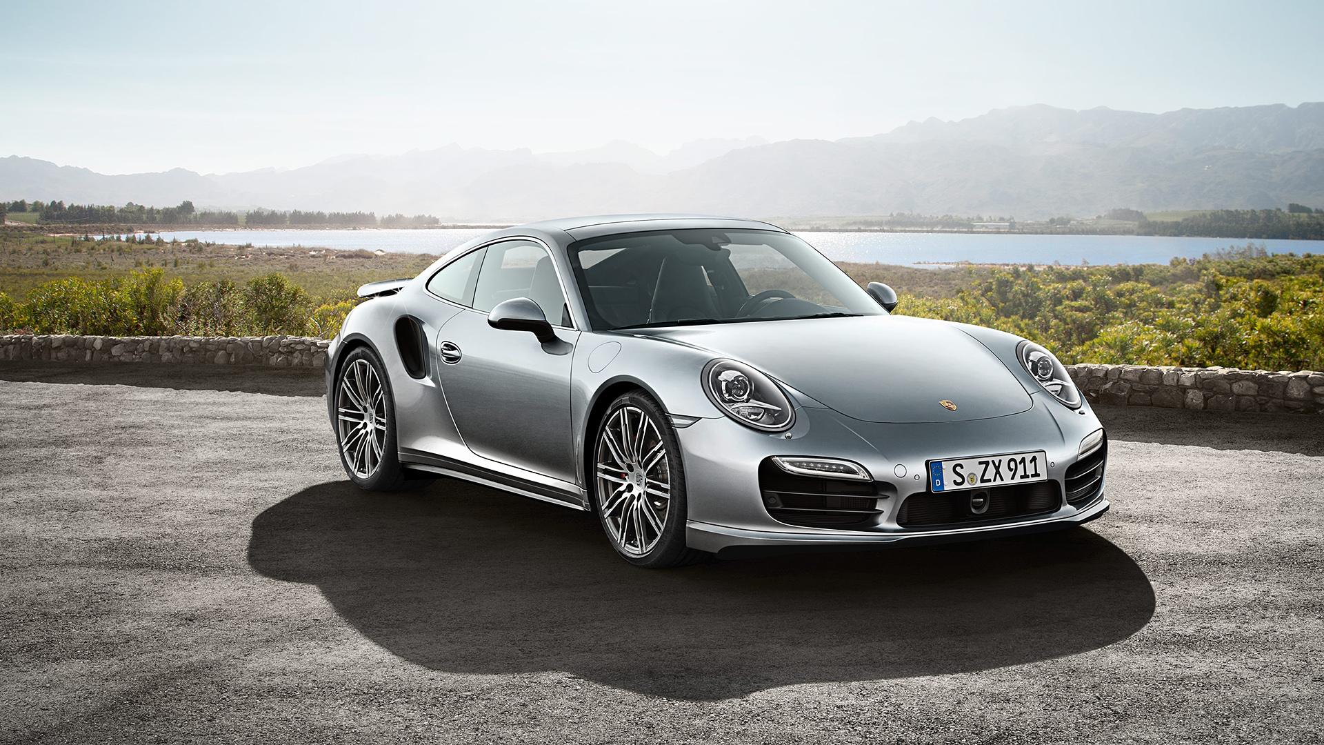 2014 Porsche 911 Turbo Wallpaper   HD 1920x1080
