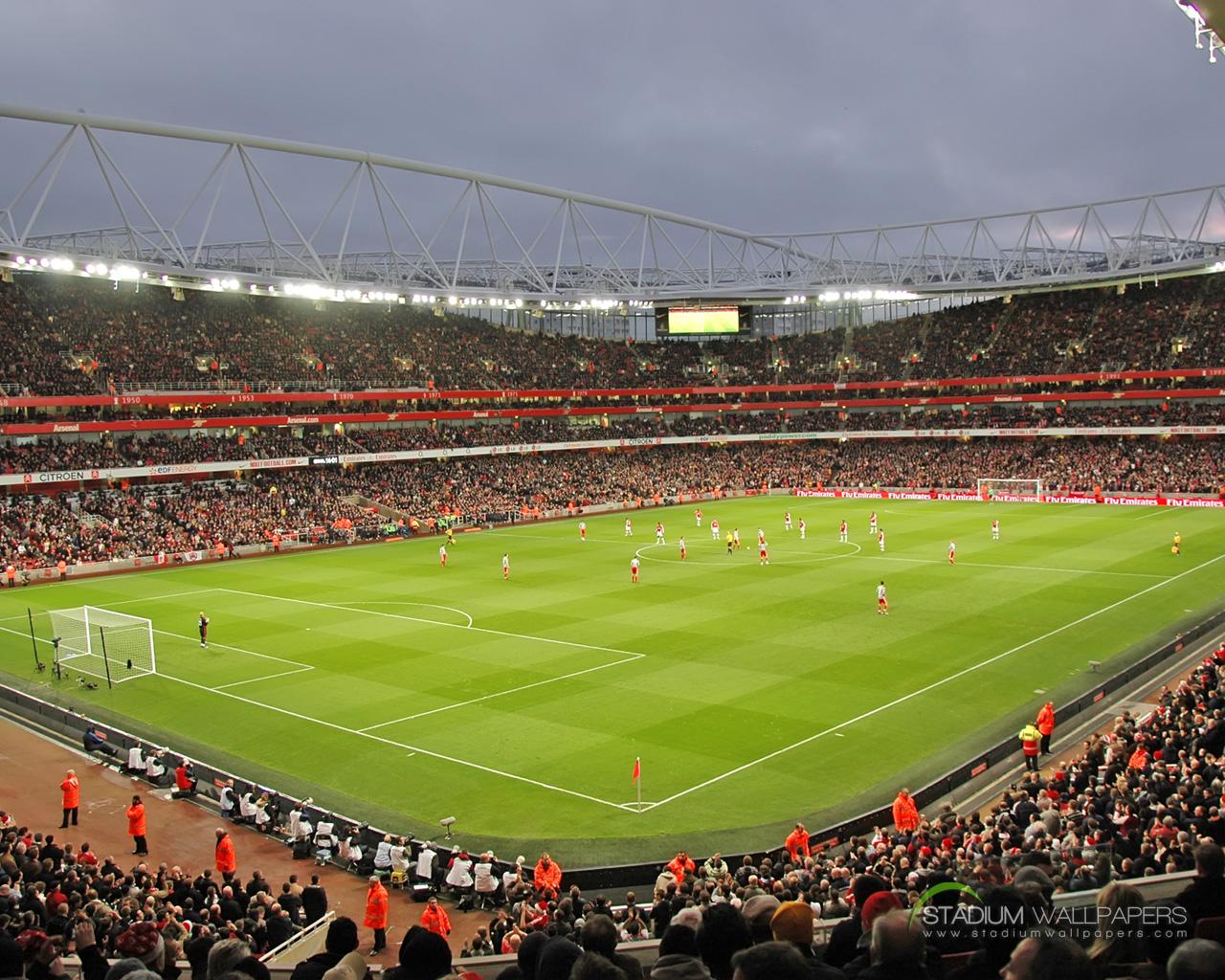 Awesome Emirates Stadium wallpaper Stadium wallpapers 1280x1024