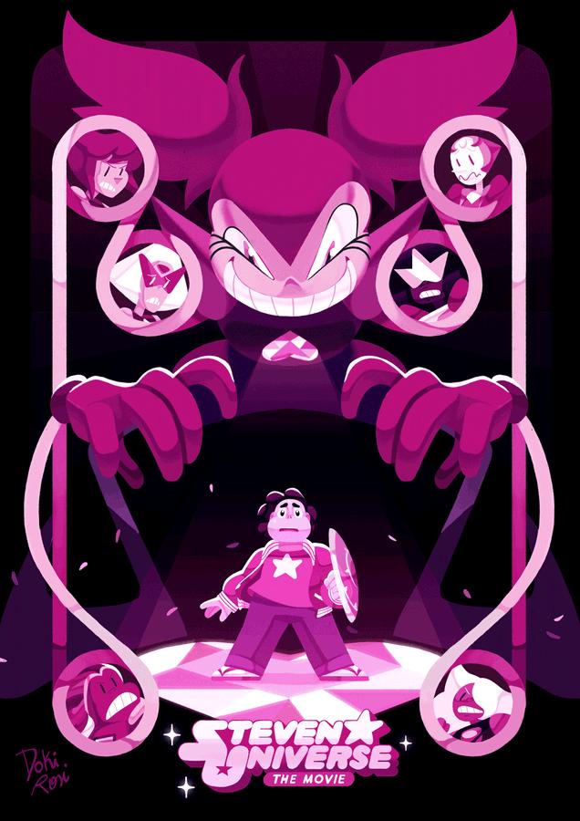 dokirosi on Steven universe wallpaper Steven 636x900