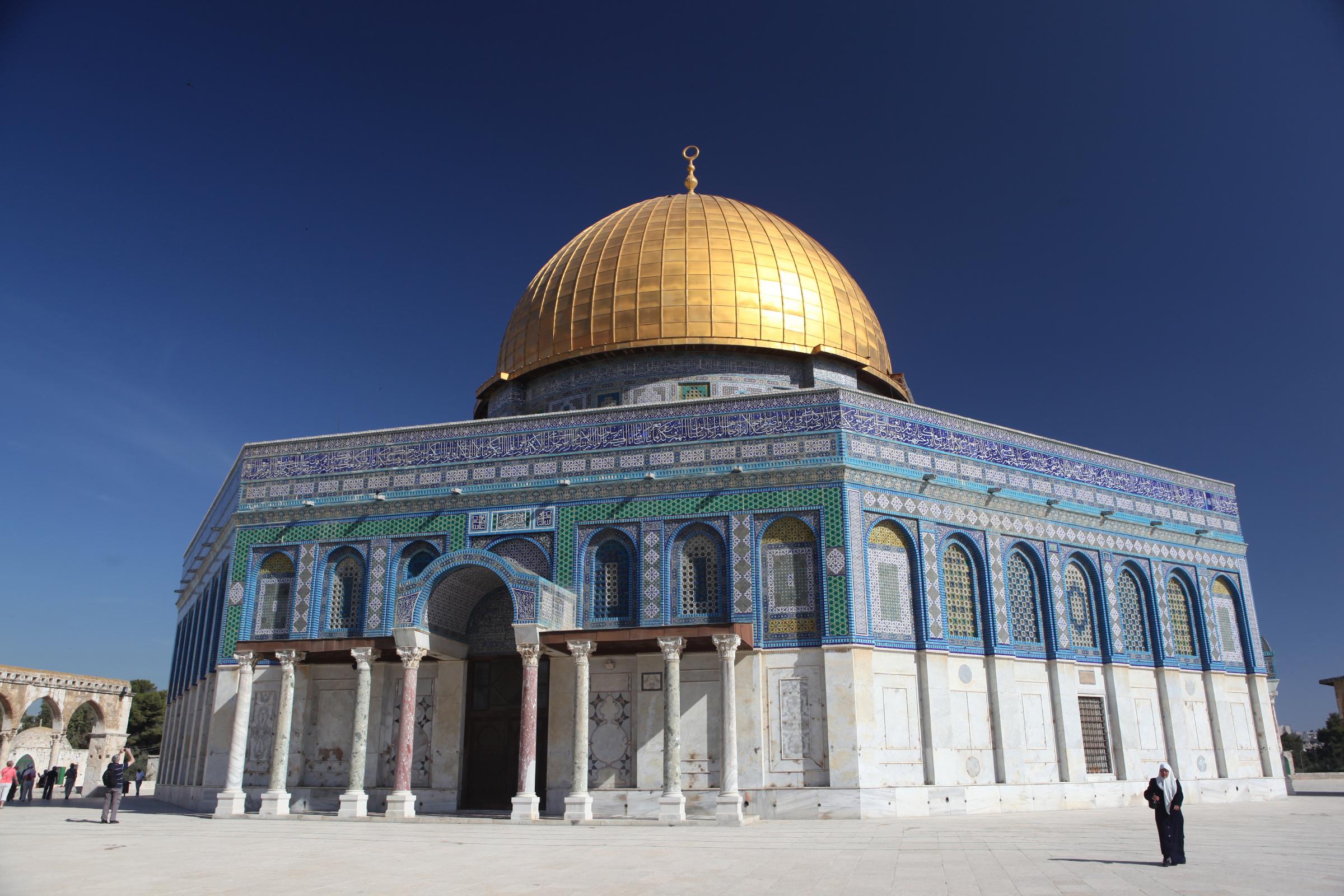 Free Download Dome Of The Rock Jerusalem 789122 Wallpaperjpg